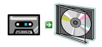 Micro-cassette & Reel to Reel Tapes to CD