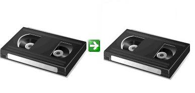 Eagle TV Duplicaion Services - Videocassette to